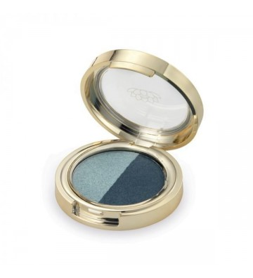 Duo Eyeshadow Blue Submarine - 1