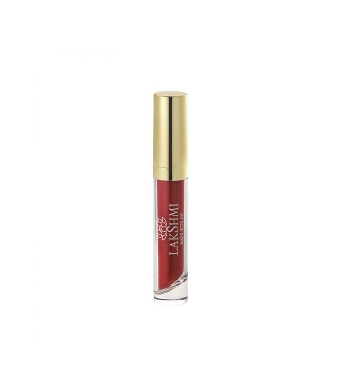Liquid Lip Mat Red Peony - 1