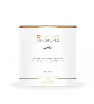 Natural Ahimsa Silk Gloves - 1