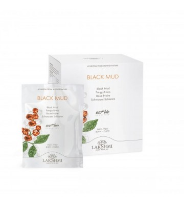 Black Mud Mask - 1