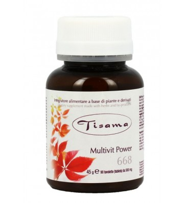 Tisama Multivit Power 668 - 1
