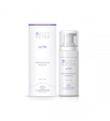 Detox Cleansing Mousse Smog Free - 1