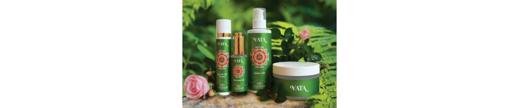 Vata - Productlijn voor de Normale tot Droge Huid